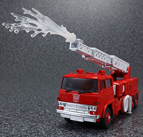 Image 6 for Transformers - Inferno - The Transformers: Masterpiece MP-33 (Takara Tomy)