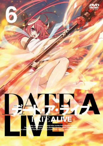 Image for Date A Live Vol.6