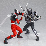 Thumbnail 5 for Kamen Rider Dragon Knight - Kamen Rider Onyx - Figma #SP-030 (Max Factory)