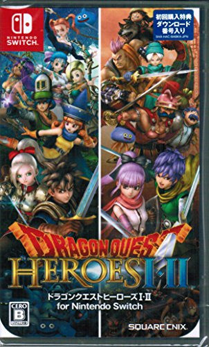 Image 1 for Dragon Quest Heroes I & II - Limited DLC Edition