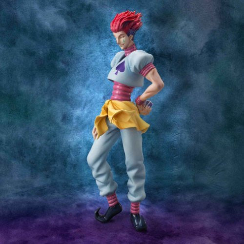 Image 2 for Hunter x Hunter - Hisoka - G.E.M. - 1/8 (MegaHouse)