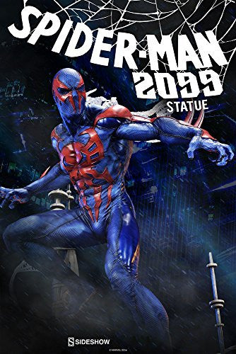 Image 2 for Spider-Man - Spider-Man 2099 - Premium Masterline PMMV-01 - 1/4 (Prime 1 Studio, Sideshow Collectibles)