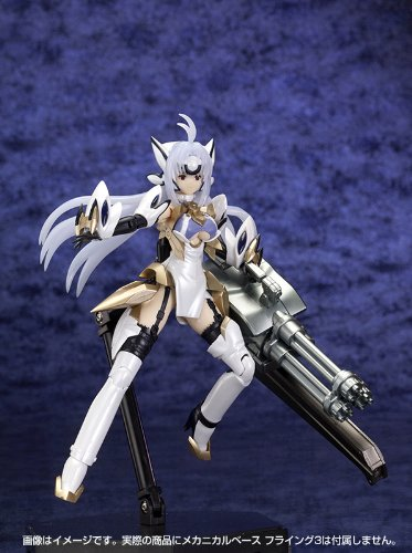 Image 8 for Xenosaga Episode III: Also sprach Zarathustra - KOS-MOS - 1/12 - Ver.4, Extra Coating Edition (Kotobukiya)