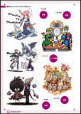 Thumbnail 5 for Disgaea 3 Return Material Collection Art Book