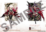 Thumbnail 4 for Lord Of Vermilion Re:2 Illustrations Scarlet   Ver.R2.2
