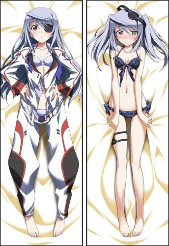 Image 1 for IS: Infinite Stratos - Laura Bodewig - Dakimakura Cover - Smooth (Cospa)