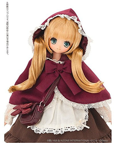Image for Koron - Ex☆Cute 11th Series - PureNeemo - 1/6 - Otogi no kuni「Little Red Hood Koron」 (Azone)