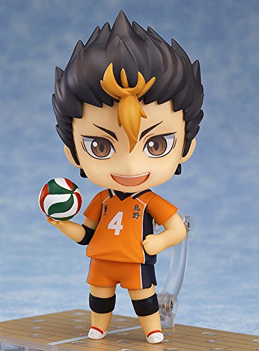 Image 6 for Haikyuu!! Second Season - Nishinoya Yuu - Nendoroid #592 (Orange Rouge)