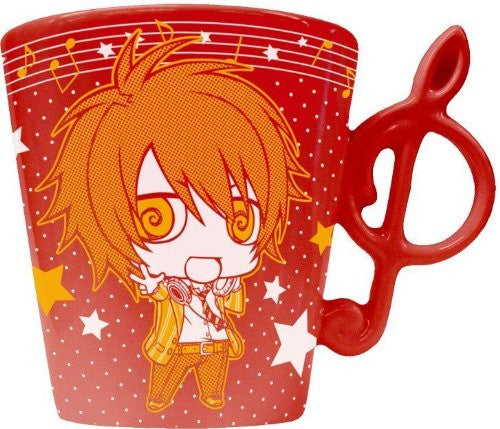 Image 1 for Uta no☆Prince-sama♪ - Ittoki Otoya - Mug - Chimipuri (Broccoli)