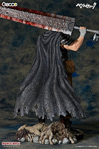 Image 6 for Berserk - Guts - 1/6 - Lost Children Chapter, The Black Swordsman Ver. (Gecco, Mamegyorai)
