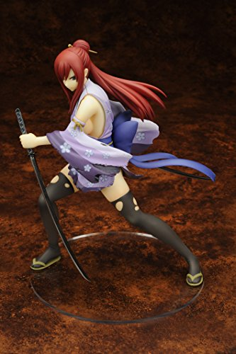 Image 2 for Fairy Tail - Erza Scarlet - 1/7 - Battle ver. (X-Plus)