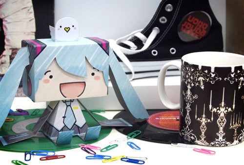 Image 2 for Vocaloid - Hatsune Miku - GraPhig #141 (Cospa)