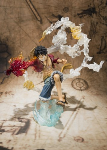 Image 6 for One Piece - Monkey D. Luffy - Figuarts ZERO - Battle ver. (Bandai)