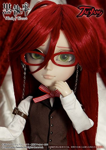 Image 5 for Kuroshitsuji ~Book of Circus~ - Grell Sutcliff - Pullip (Line) - TaeYang T-255 - 1/6 (Groove)