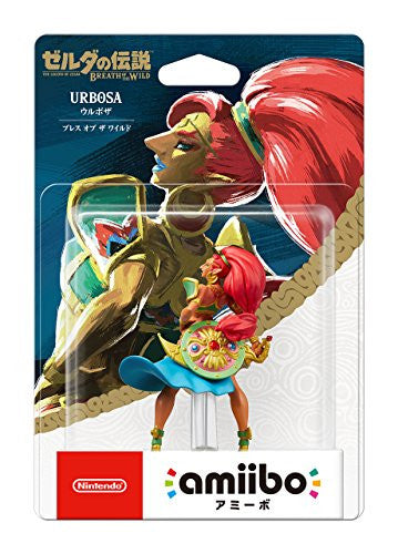 Zelda no Densetsu - The Legend of Zelda: Breath of the Wild - Urbosa - Amiibo