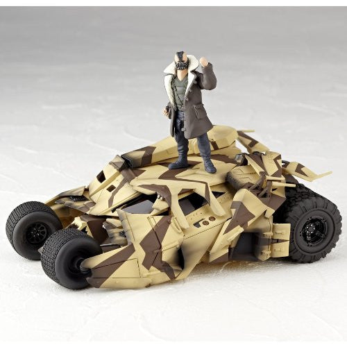 Image 4 for The Dark Knight Rises - Bane - Revoltech - Revoltech SFX #47 - Batmobile Tumbler - Cannon (Kaiyodo)