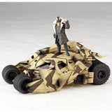 Thumbnail 4 for The Dark Knight Rises - Bane - Revoltech - Revoltech SFX #47 - Batmobile Tumbler - Cannon (Kaiyodo)
