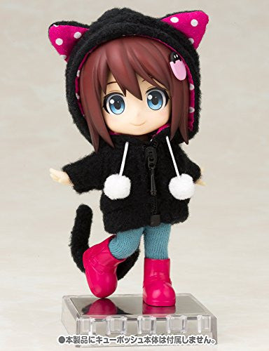 Image 8 for Cu-Poche - Cu-Poche Extra - Animal Parka Set - Black Cat (Kotobukiya, Noix de Rome)