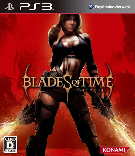 Image 1 for Blades of Time