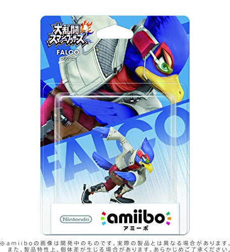 Image 2 for Dairantou Smash Bros. for Wii U - Falco Lombardi - Amiibo - Amiibo Dairantou Smash Bros. Series (Nintendo)