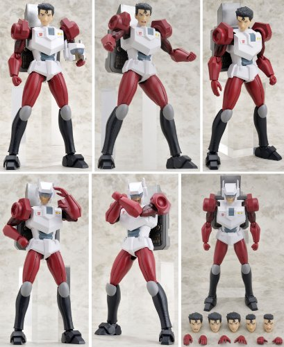 Image 3 for Transformers: Super God Masterforce - Ginrai - Gutto-Kuru Figure Collection (CM's Corporation)