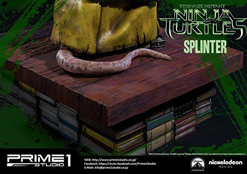 Image 3 for Teenage Mutant Ninja Turtles (2014) - Splinter - Museum Masterline Series MMTMNT-05 - 1/4 (Prime 1 Studio)