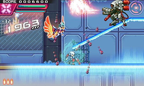 Image 2 for Aoki Raitei Gunvolt: Striker Pack - Limited Edition - Amazon Limited