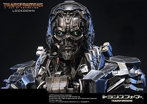 Image 2 for Transformers: Lost Age - Lockdown - Bust - Premium Bust PBTFM-13 (Prime 1 Studio)