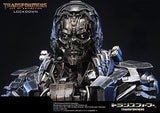 Thumbnail 2 for Transformers: Lost Age - Lockdown - Bust - Premium Bust PBTFM-13 (Prime 1 Studio)