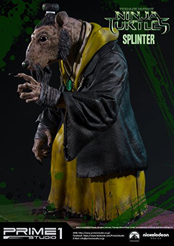 Image 11 for Teenage Mutant Ninja Turtles (2014) - Splinter - Museum Masterline Series MMTMNT-05 - 1/4 (Prime 1 Studio)