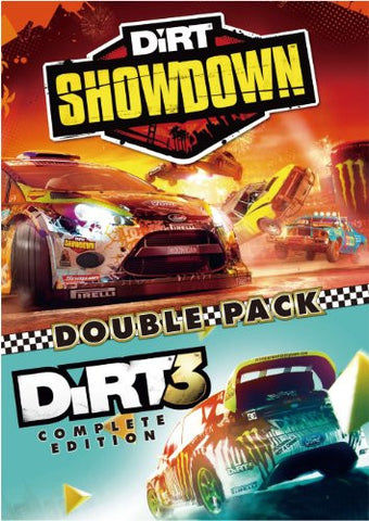 DiRT Showdown + DiRT 3 Complete Edition [Double Pack]
