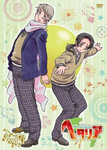 Image 1 for Hetalia World Series Vol.4
