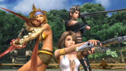 Image 5 for Final Fantasy X-2 HD Remaster