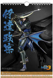 Thumbnail 4 for Sengoku Basara 3 - Wall Calendar - 2011 (I's Entertainment)