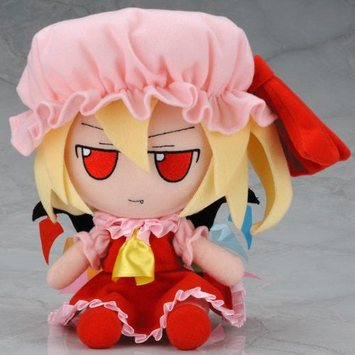 Image 1 for Touhou Project - Flandre Scarlet - FumoFumo - Touhou Plush Series 07 (AngelType, Gift)