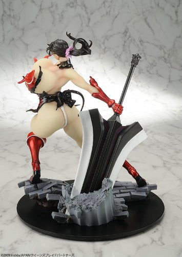 Image 4 for Queen's Blade - Cattleya - Touki Ranbu - 1/6 - Limited Edition, Crimson ver. (Q-six)