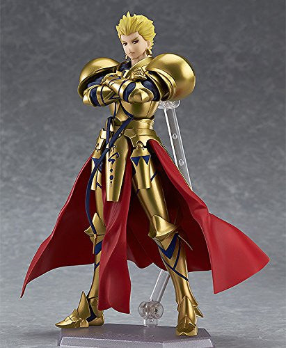Image 4 for Fate/Grand Order - Gilgamesh - Figma #300 (Max Factory)