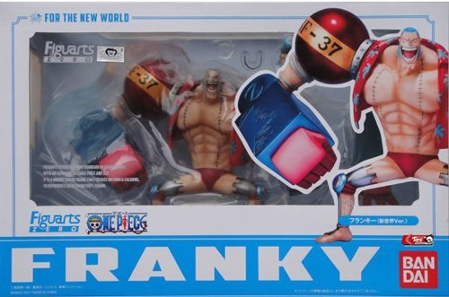 Image 2 for One Piece - Franky - Figuarts ZERO - The New World (Bandai)