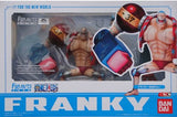 Thumbnail 2 for One Piece - Franky - Figuarts ZERO - The New World (Bandai)