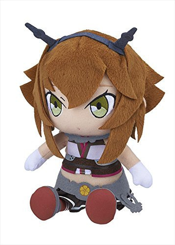 Image 2 for Kantai Collection ~Kan Colle~ - Mutsu - Osuwari Plush (Ensky)