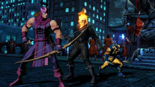 Image 7 for Ultimate Marvel vs. Capcom 3
