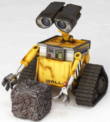 Image 6 for WALL-E - Revoltech - Revoltech Pixar Figure Collection - 2 (Kaiyodo Pixar The Walt Disney Company)