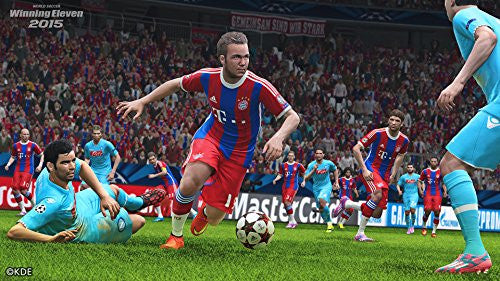 Image 2 for World Soccer Winning Eleven 2015 (Konami the Best)