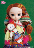 Thumbnail 4 for Pullip P-052 - Pullip (Line) - Yona - 1/6 - Multinic (Groove)