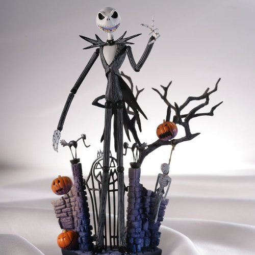 Image 11 for The Nightmare Before Christmas - Jack Skellington - Legacy of Revoltech LR-042 - Revoltech - Revoltech SFX #05 (Kaiyodo)