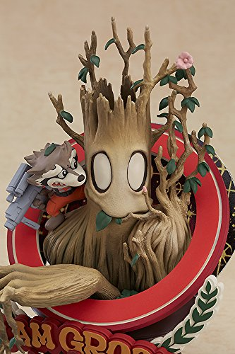 Image 3 for Guardians of the Galaxy - Groot - Rocket Raccoon - Superlog ver.