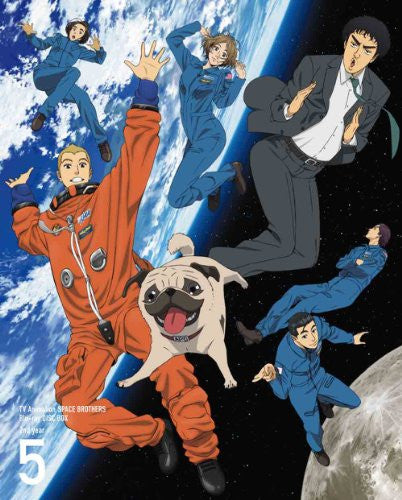 Image 2 for Space Brothers / Uchu Kyodai Blu-ray Disc Box 2nd Year 5 [Limited Edition]
