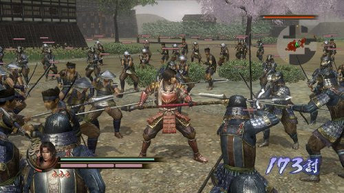 Image 3 for Sengoku Musou 2 with Moushouden & Empires HD Version