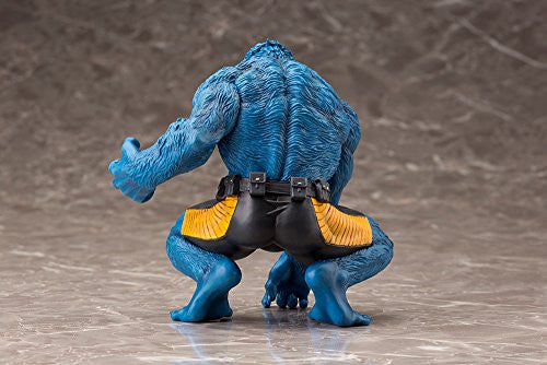 Image 6 for X-Men - Beast - Marvel NOW! - ARTFX+ - 1/10 (Kotobukiya)