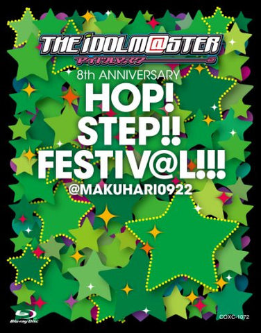 Idolmaster 8th Anniversary Hop Step Festival At Makuhari 0922